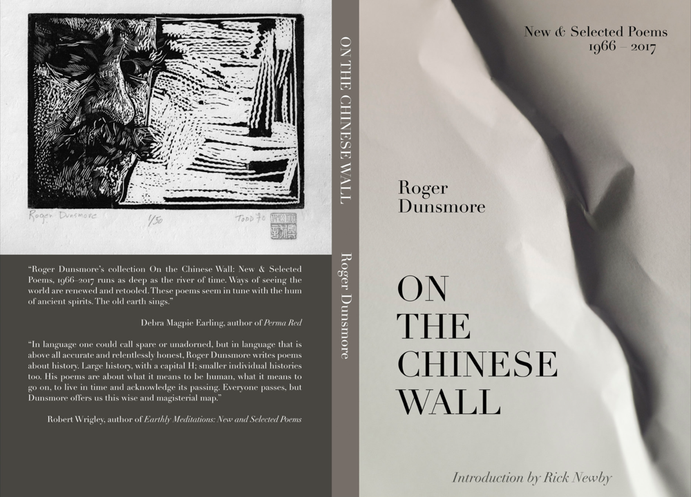 On the Chinese Wall by Roger Dunsmore